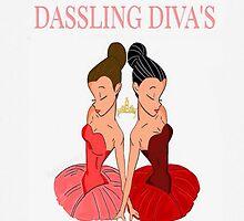 Dassling Diva by Italianricanart