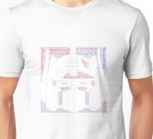 Optimus Prime Quote Word Art Unisex T-Shirt