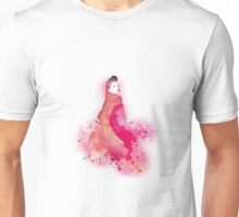 Once Upon A Time 'Regina Mills' Watercolor Design Unisex T-Shirt