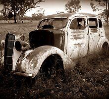 Rust In Peace by myraj