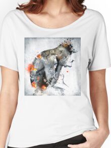 male nude art  Women's Relaxed Fit T-Shirt