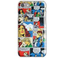 Comic Strip iPhone Case/Skin