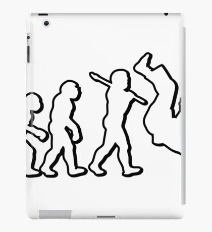Evolution Judo Throw by Stencil8 iPad Case/Skin