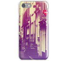Amsterdam. Love. Color iPhone Case/Skin