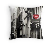 Amsterdam. Love Throw Pillow