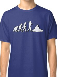 Evolution Karting by Stencil8 Classic T-Shirt