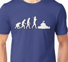 Evolution Karting by Stencil8 Unisex T-Shirt