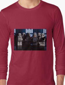 Villains Long Sleeve T-Shirt