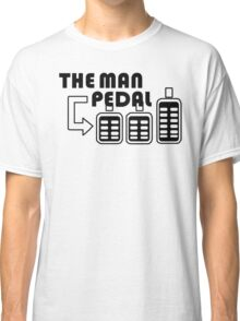 the man pedal Classic T-Shirt