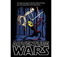 Adventure Wars Photographic Print