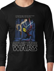 Adventure Wars Long Sleeve T-Shirt