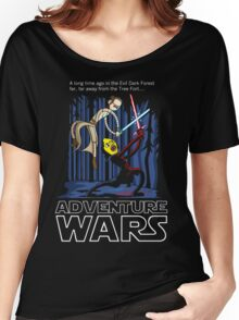 Adventure Wars Women's Relaxed Fit T-Shirt