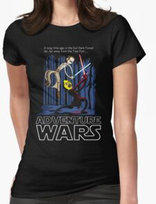 Adventure Wars Womens Fitted T-Shirt