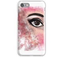 colorful eye iPhone Case/Skin