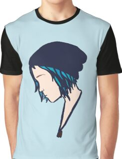 Life is Strange - Minimalist Chloe Graphic T-Shirt