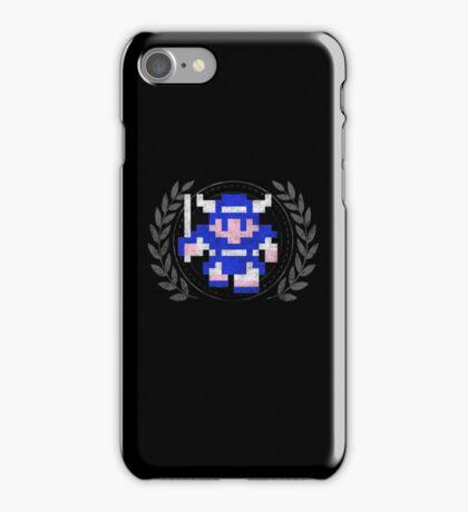Dragon Warrior - Sprite Badge iPhone Case/Skin