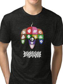 Smash 64 Tri-blend T-Shirt