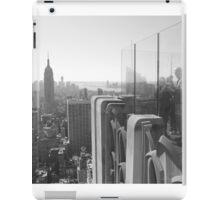 Top Of The Rock iPad Case/Skin