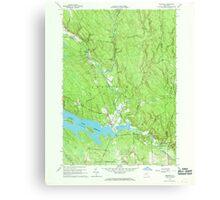 New York NY Redfield 136041 1960 24000 Canvas Print