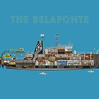 The Belafonte - The Life Aquatic by PixelArtCinema