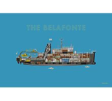 The Belafonte - The Life Aquatic Photographic Print