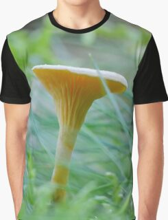 Standing firm in the Strong Winds Graphic T-Shirt