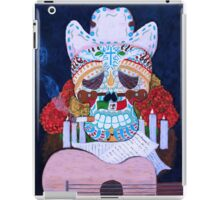 Writing Songs after Death iPad Case/Skin