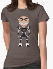 Robot Society Womens Fitted T-Shirt
