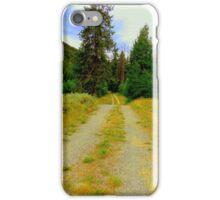 Amongst The Pines...Ketchum, Idaho iPhone Case/Skin