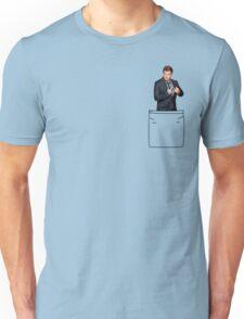 Pocket Nathan Unisex T-Shirt