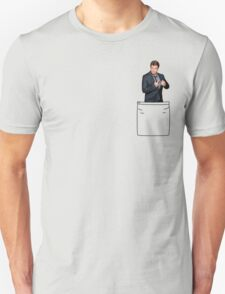 Pocket Nathan Unisex T-Shirt