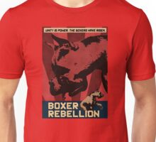 Boxer Rebellion - Vintage Propaganda Poster Style Pop Art Unisex T-Shirt