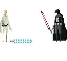 Luke Skywalker by MarKes