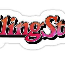 Rolling Stone Sticker