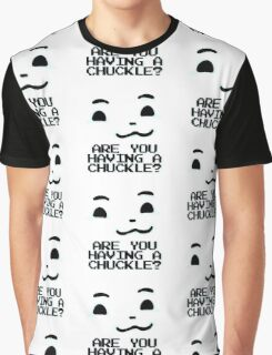 TEMMIE - Are You Having A Chuckle? Graphic T-Shirt