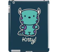 Kitty! iPad Case/Skin