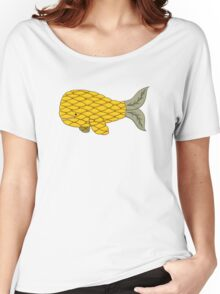 Pineapple Whale Women's Relaxed Fit T-Shirt