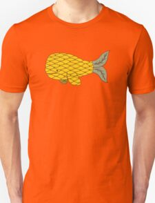 Pineapple Whale Unisex T-Shirt
