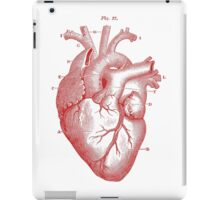 Red Heart iPad Case/Skin