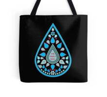The Family Rain - Teardrops Tote Bag