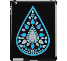 The Family Rain - Teardrops iPad Case/Skin