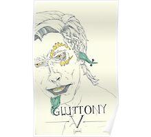 Gluttony Poster