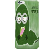 Slimmer Minion iPhone Case/Skin