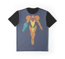 Smash Bros - Samus Graphic T-Shirt