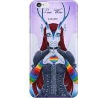 Love Wins iPhone Case/Skin