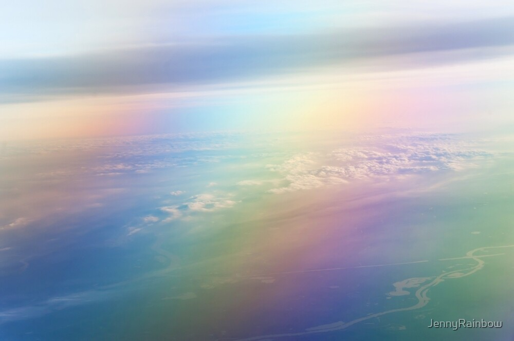 Rainbow Earth. Essence of Life by JennyRainbow