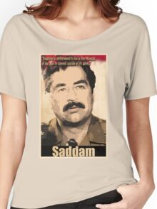 Saddam Hussein  Women's Relaxed Fit T-Shirt