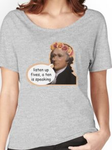 Hamilton II Women's Relaxed Fit T-Shirt