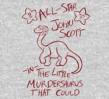 The Little Murdersaurus That Could Womens Fitted T-Shirt