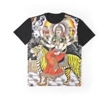 DURGA-8 Graphic T-Shirt
